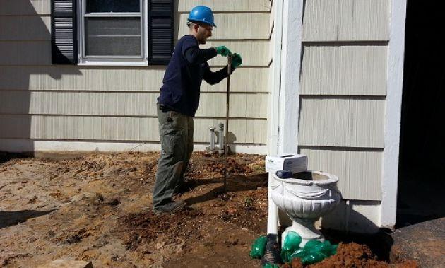 Tank Investigation & Soil Testing
